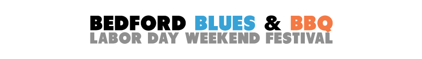 Find tickets from Bedford Blues and BBQ Festival