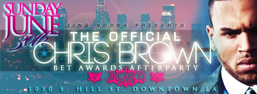 Tickets for Chris Brown & Nick Cannon Official After Party in Los Angeles from ShowClix