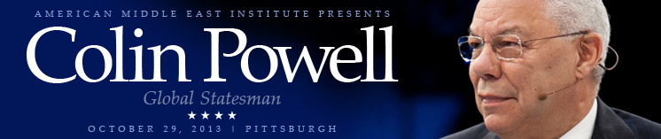 Tickets for General Colin Powell in Pittsburgh from ShowClix