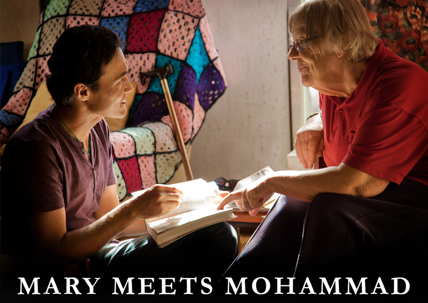 Tickets for Mary Meets Mohammad in Launceston from Ticketbooth