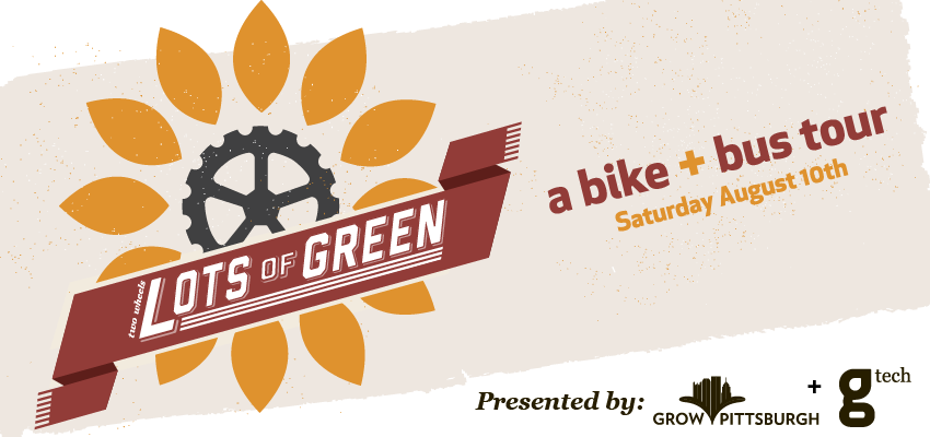 Tickets for Lots of Green-Bike and Bus Tour in Pittsburgh from ShowClix
