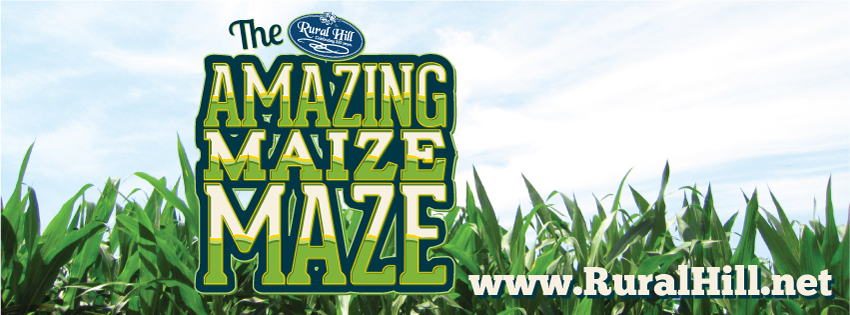 Tickets for Rural Hill Amazing Maize Maze - NIGHT in Huntersville from ShowClix