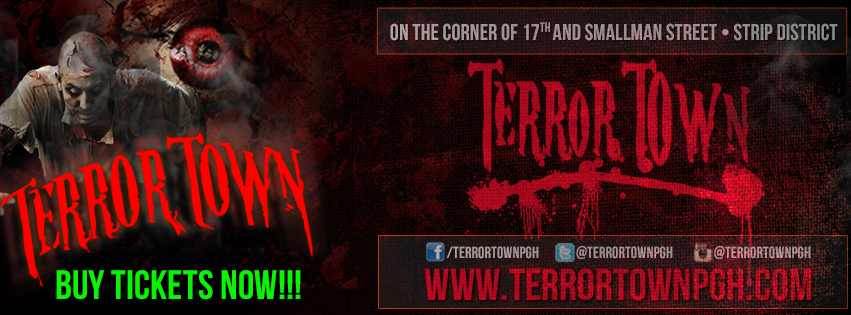 Tickets for Terror Town Tickets in Pittsburgh from ShowClix