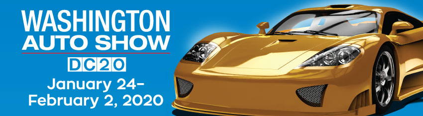 Tickets for The 2018 Washington Auto Show in Washington from ShowClix