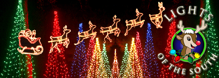 Tickets for Lights of The South 2015 in Grovetown from ShowClix