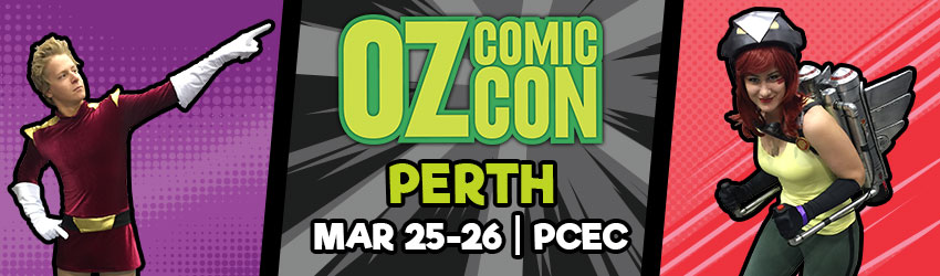 Tickets for Oz Comic-Con Perth in Perth from ShowClix