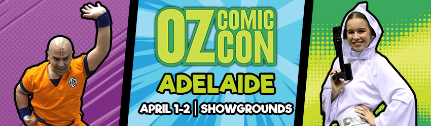 Tickets for Oz Comic-Con Adelaide 2016 in Wayville from ShowClix