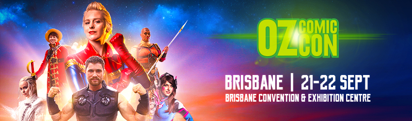 Tickets for Oz Comic-Con Brisbane 2019 in South Bank from ShowClix