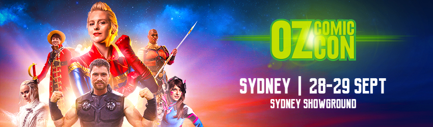 Tickets for Oz Comic-Con Sydney 2019 in Sydney Olympic Park from ShowClix
