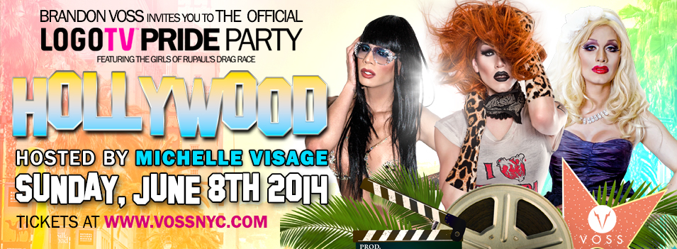 Tickets for LogoTV's Drag Race Pride Party: Hollywood in West Hollywood from ShowClix