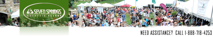 Tickets for Wine Festival Sunday in Seven Springs from ShowClix