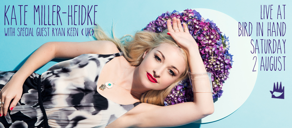 Tickets for Kate Miller-Heidke in Woodside from Ticketbooth