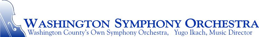 Find tickets from Washington Symphony Orchestra