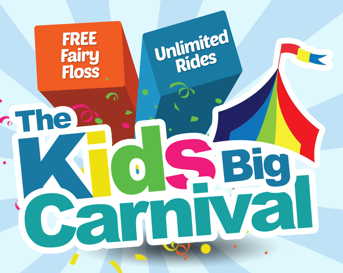 Tickets for The Kids Big Carnival 2016 in Wanneroo from Ticketbooth