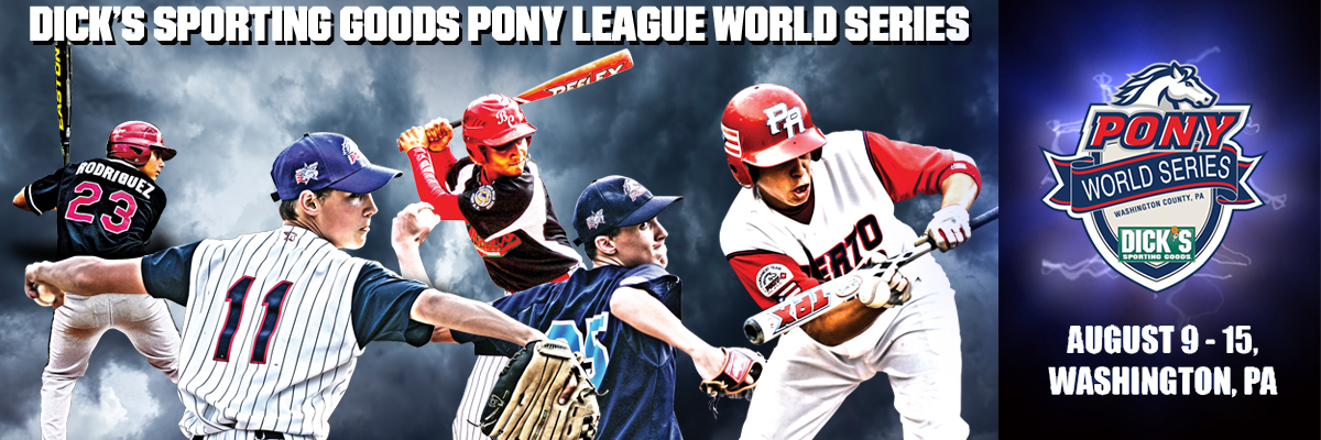 Find tickets from The National PONY League Organization