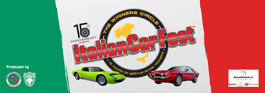 Tickets for ItalianCarFest Registration in Grapevine from Grapevine TicketLine