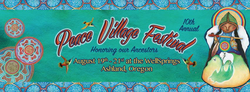 Tickets for Peace Village Festival in Ashland from BrightStar Live Events
